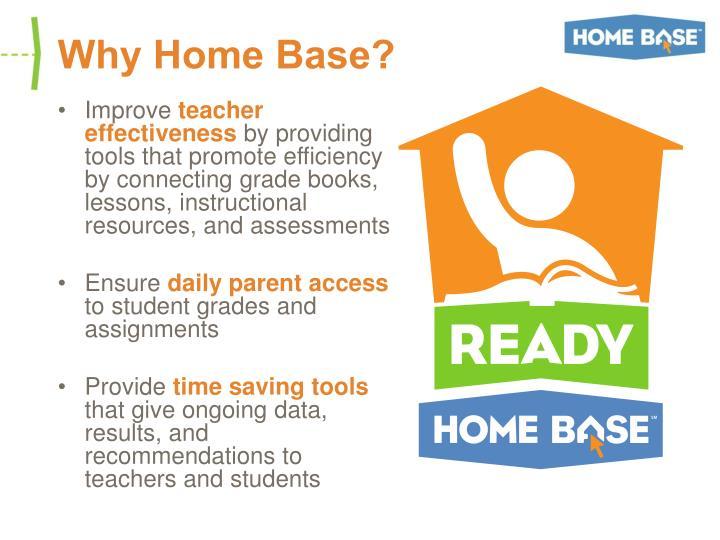 Why Home Base?