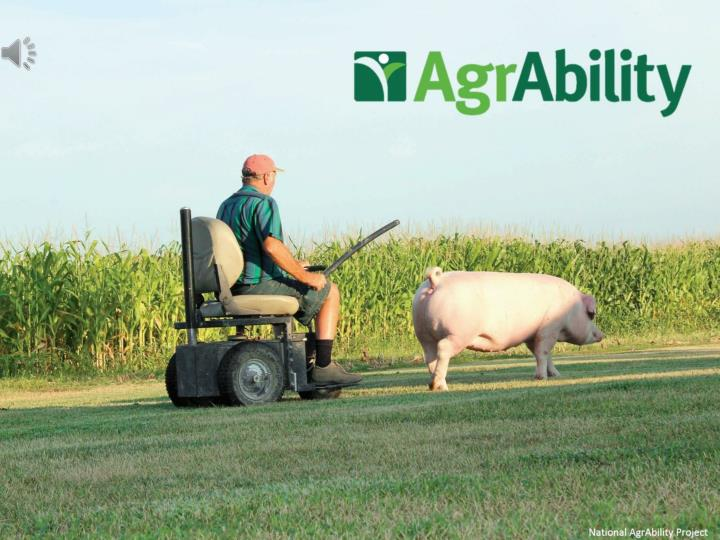 Minnesota agrability project