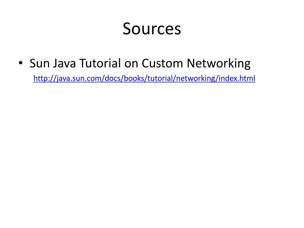 PPT - Network Programming in Java PowerPoint Presentation - ID:3229667