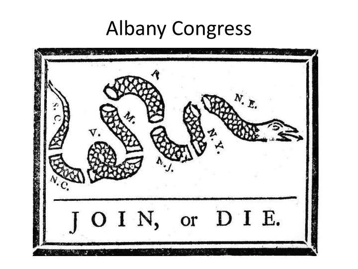 when was the albany congress