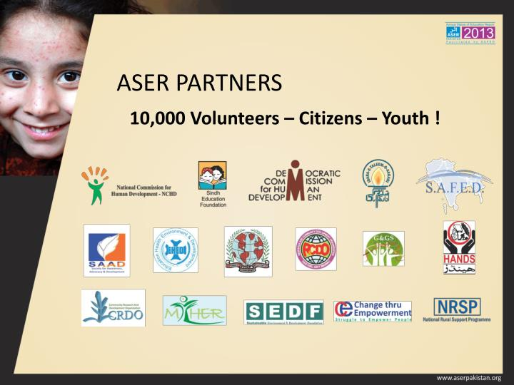ASER PARTNERS