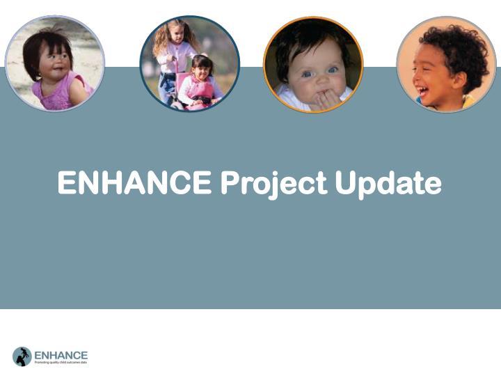 Enhance project update
