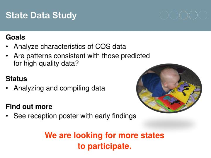 State Data Study