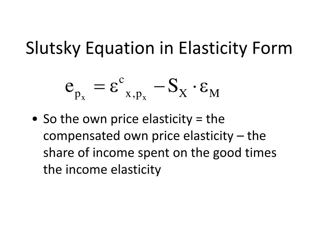 Ppt Elasticity And Consumer Surplus Powerpoint Presentation