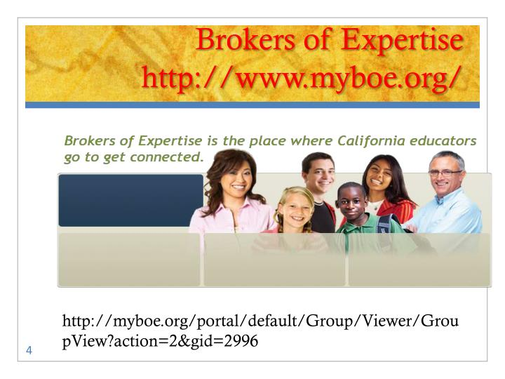 Brokers of Expertise http://