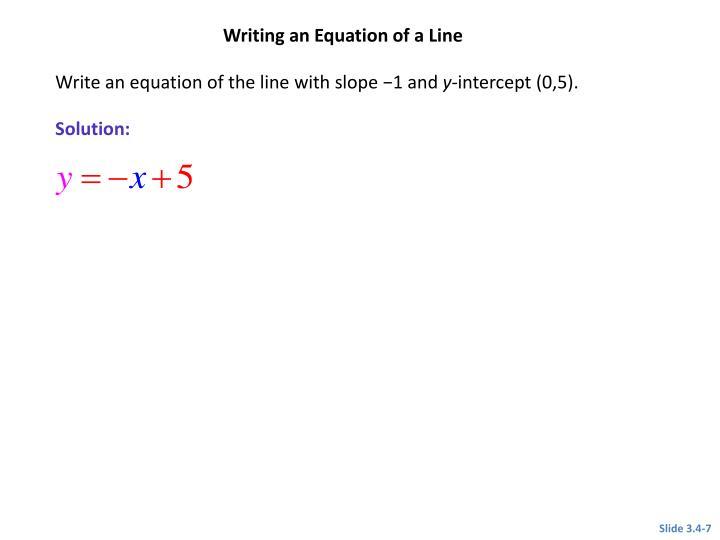 CLASSROOM EXAMPLE 2