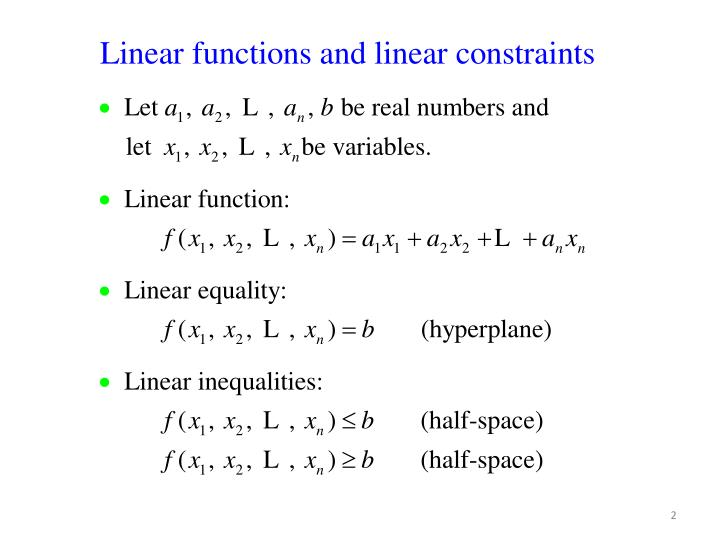 Linear programming reading clrs ch 29 or reference
