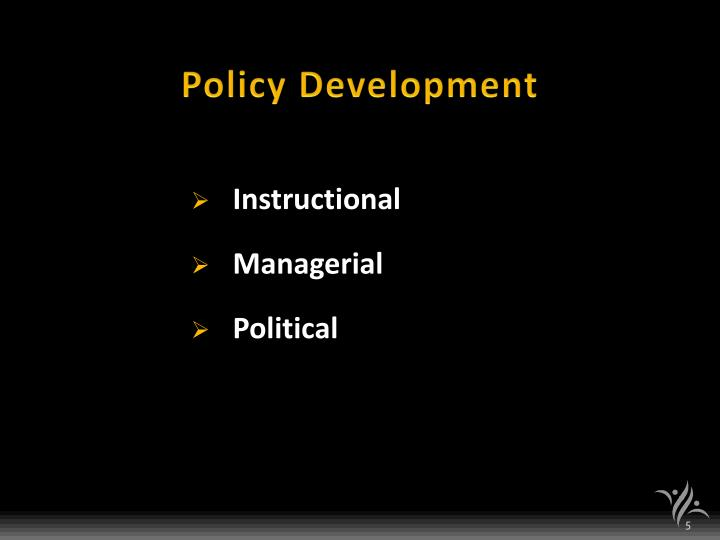 manegerial policy Reason for policy: the purpose of an effective performance management system is for employees to have a clear understanding of the work expected from them, to receive ongoing feedback regarding.