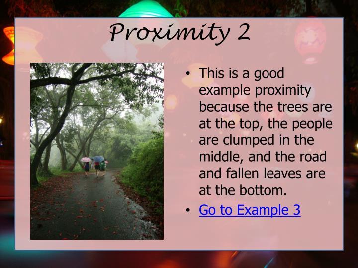 Proximity 2