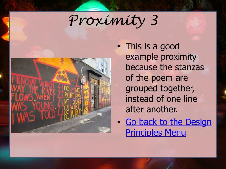 Proximity 3