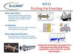wp12 pushing the envelope