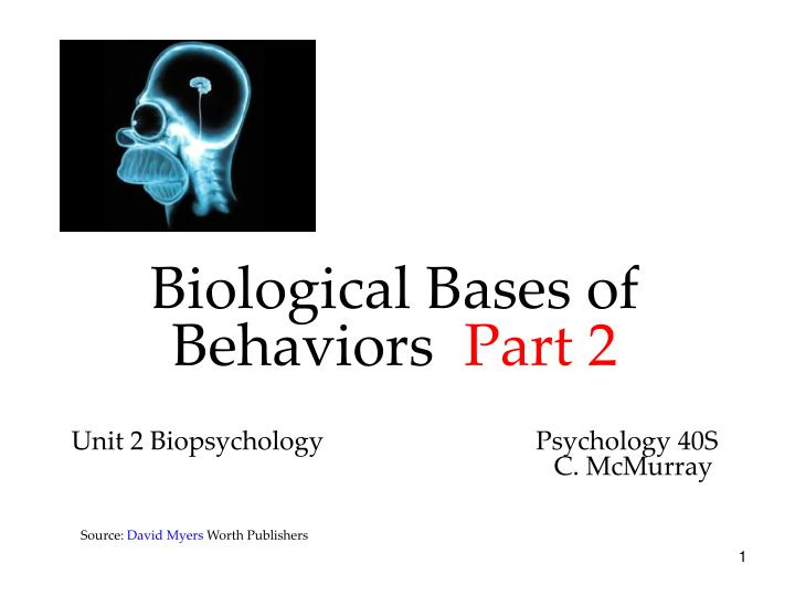 biological behavior Biological theories and criminal behavior biological theories address deviant behavior as a relationship between biological factors, and social norms in respect to crime.