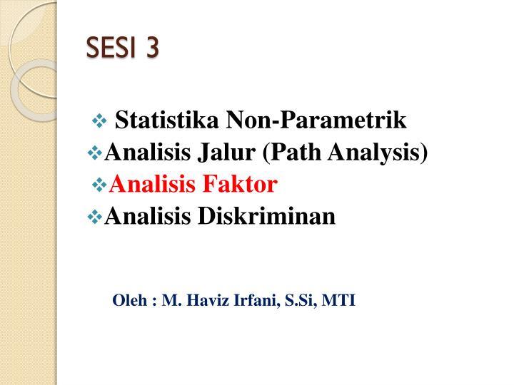SESI 3