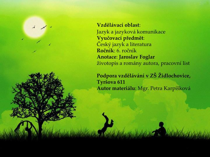 Ppt Jaroslav Foglar Hosi Od Bobri Reky Powerpoint Presentation