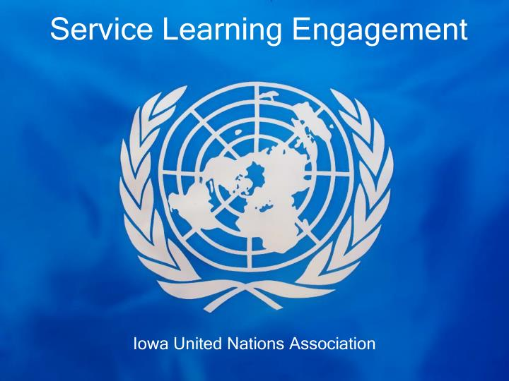 service learning engagement n.