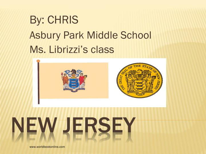 by chris asbury park middle school ms librizzi s class n.