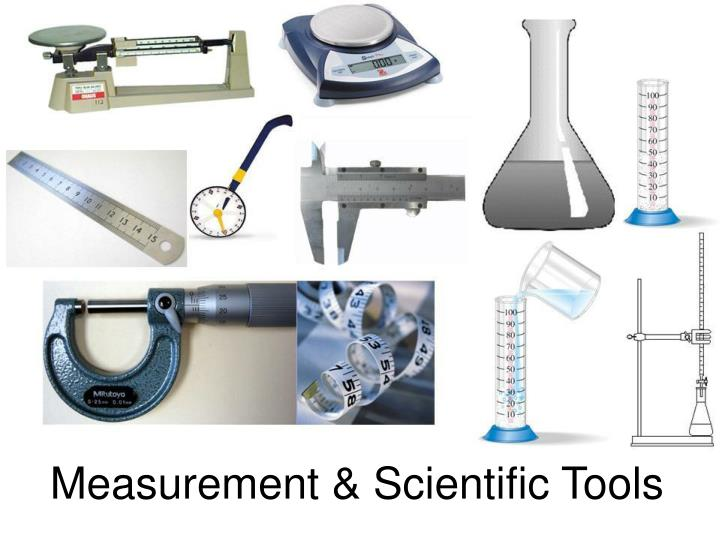 PPT - Measurement & Scientific Tools PowerPoint Presentation, free ...
