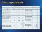 oferta especializada1