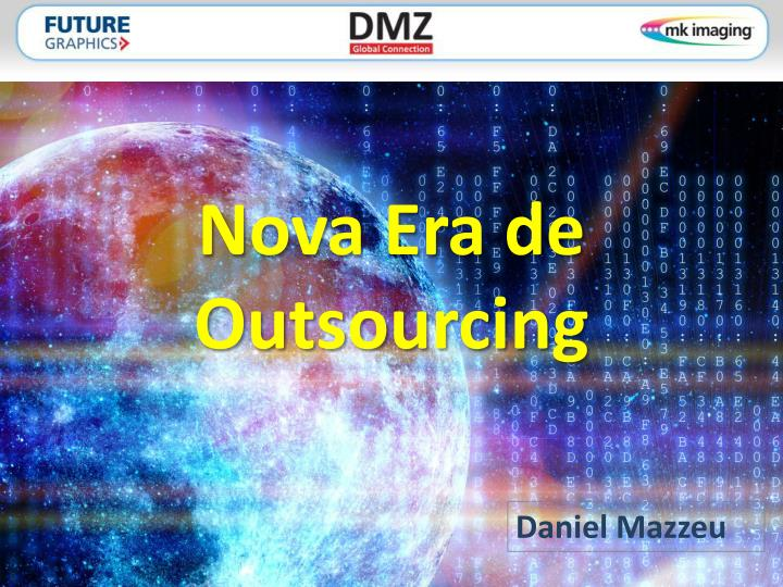 nova era de outsourcing n.