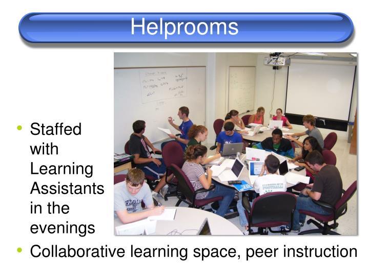 Helprooms