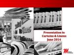 presentation to curtains linens june 2014