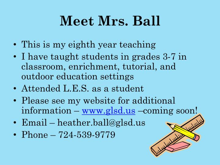 Meet mrs ball1