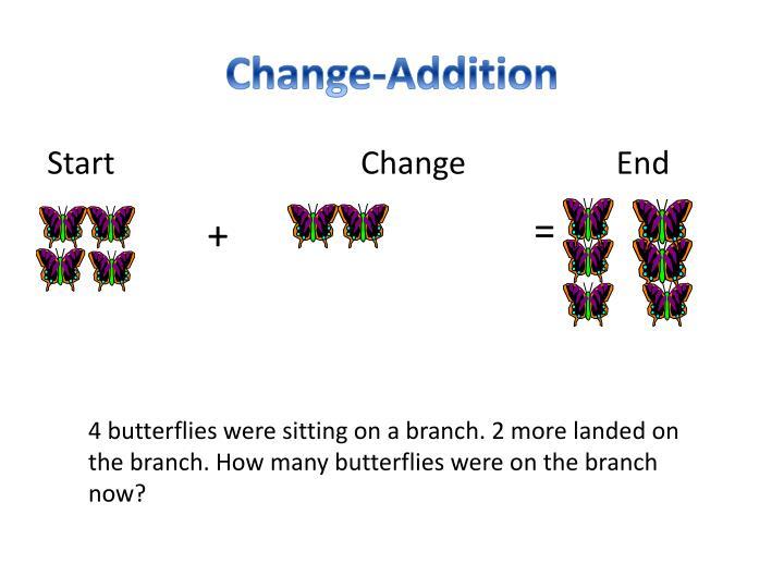 Change-Addition