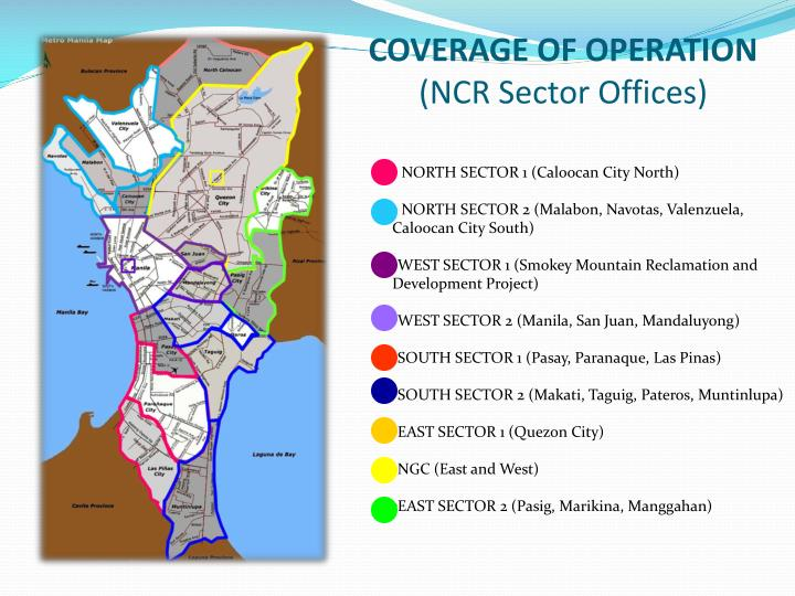 COVERAGE OF OPERATION