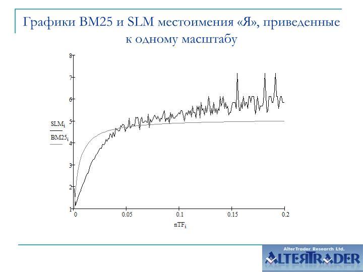 Bm25 slm