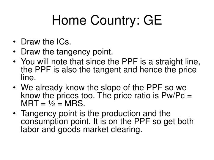 Home Country: GE