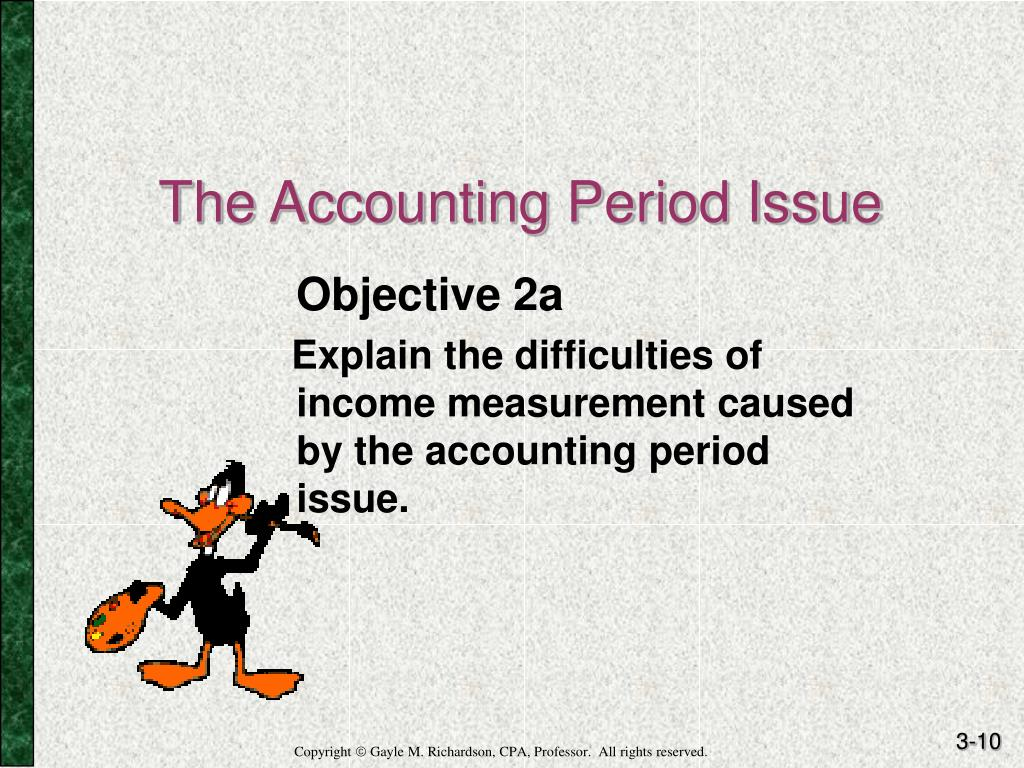 PPT - Chapter 3 Measuring Business Income PowerPoint