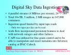 digital sky data ingestion1