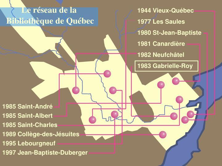 1944 Vieux-Québec