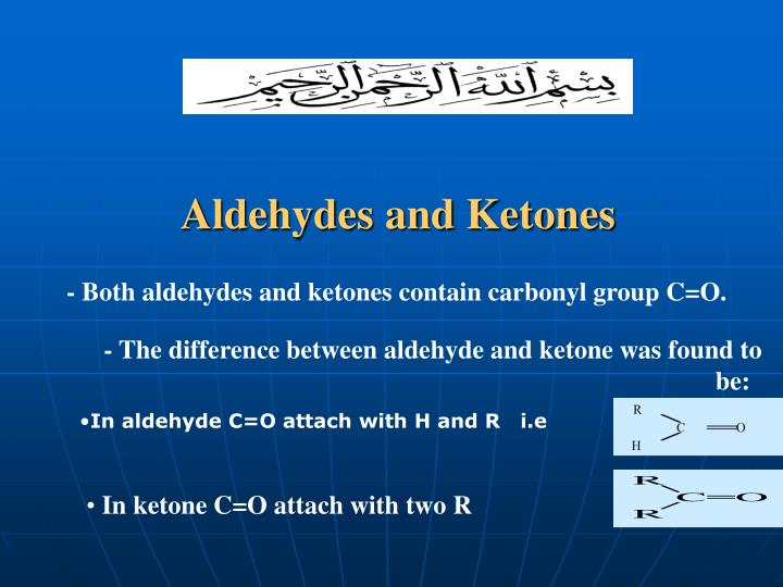 aldehydes, ketones and saccharides essay This page explains what aldehydes and ketones are, and looks at the way their bonding affects their reactivity it also considers their simple physical properties such as solubility and boiling points details of the chemical reactions of aldehydes and ketones are described on separate pages.