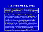 the mark of the beast1