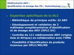 m dicaments arv qualification et dosage des pa contrefa ons