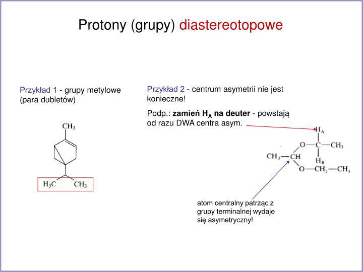 Protony (grupy)