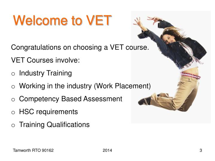 Welcome to vet