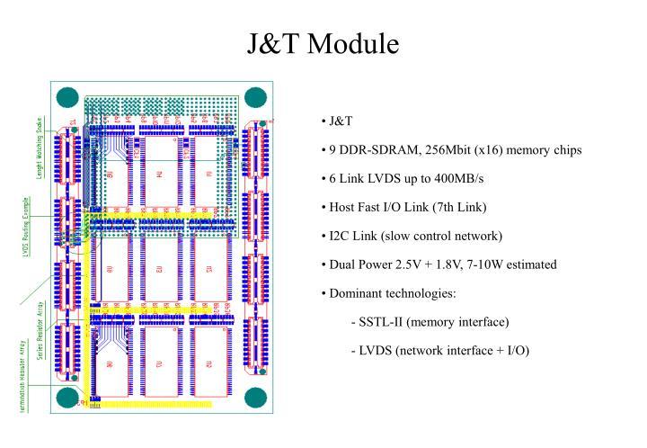 J&T Module