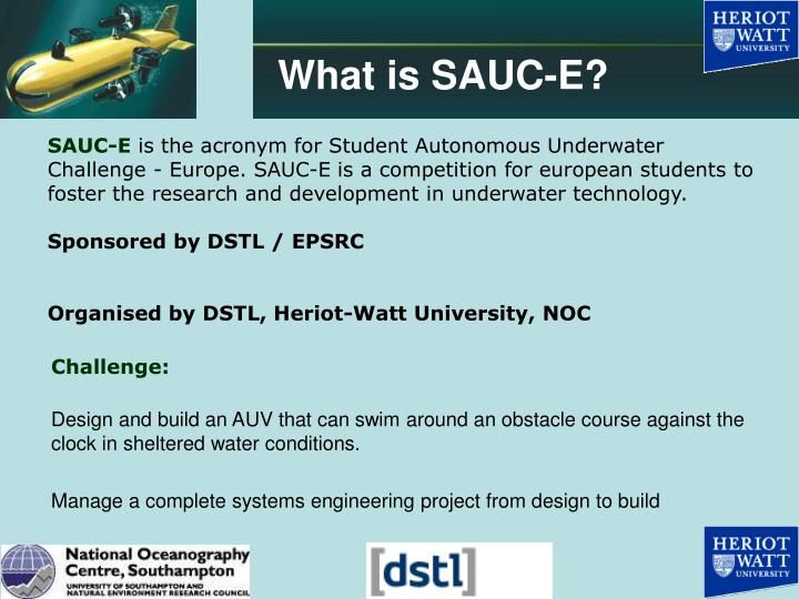 What is SAUC-E?