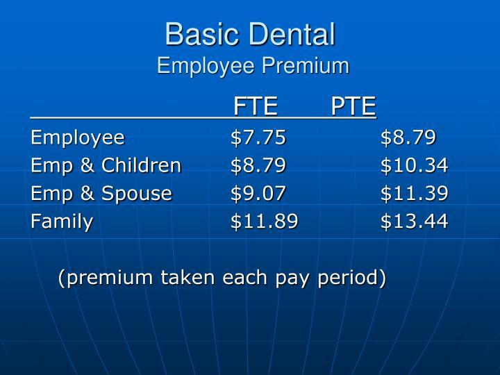 Basic Dental