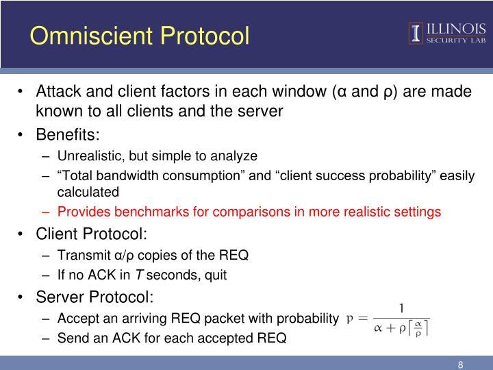 Omniscient Protocol