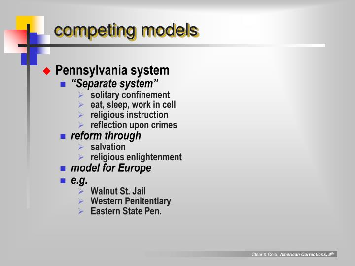 Pennsylvania system