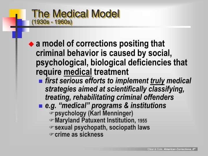 The Medical Model