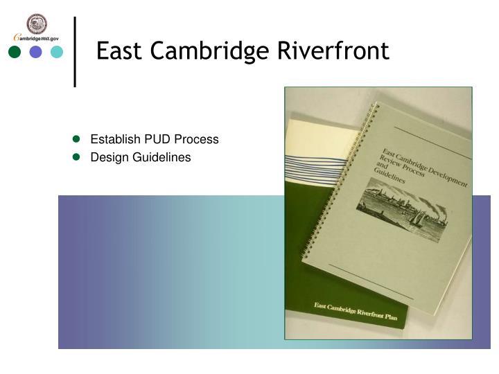 East Cambridge Riverfront