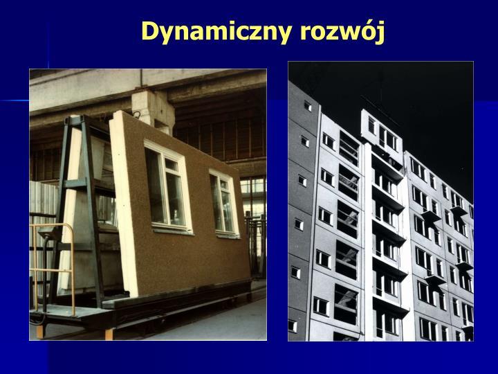 Dynamiczny rozwój