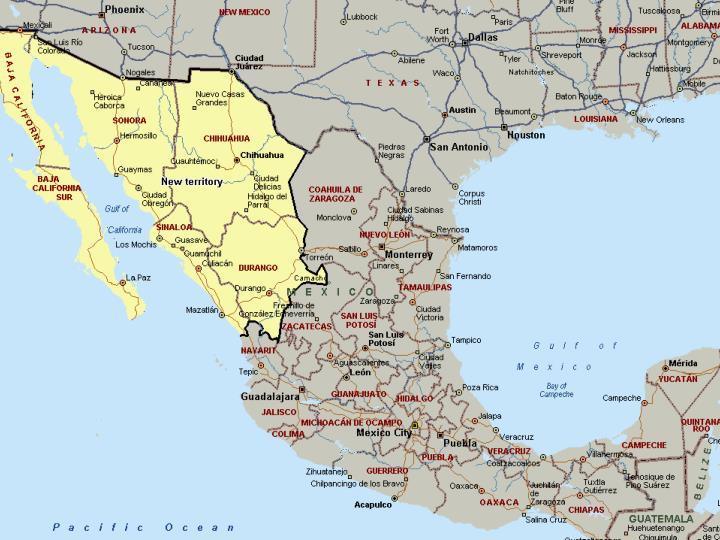 Tijuana greographic situation