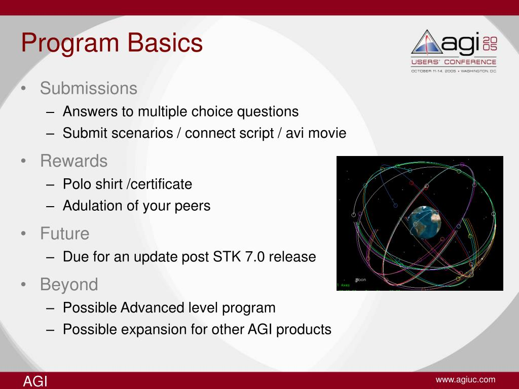 """PPT - STK Certification RJ Michalsky Yes you can become a """"Rocket"""
