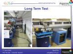 long term test2