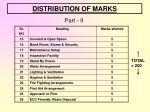 distribution of marks3